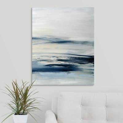 """Drifting Tides II"" by Judith Shapiro Canvas Wall Art"