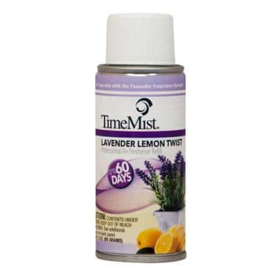 3 oz. Lavender Lemon Twist Automatic Air Freshener Spray Refill (Pack of 2)