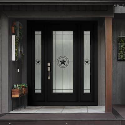 MMI Elegant Star Fiberglass Door