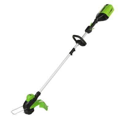 PRO 13 in. 60-Volt Battery Cordless String Trimmer (Tool-Only)