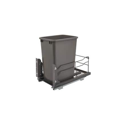 35 qt. Pull-Out Waste Container Soft-Close