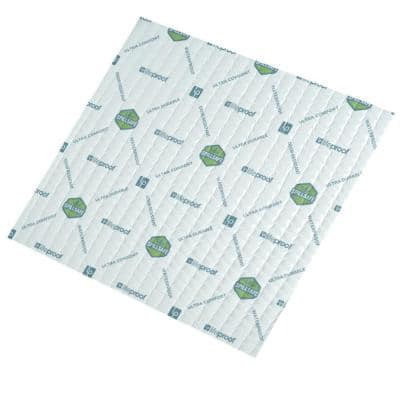 1/2 in. Thick Premium Comfort Foam Carpet Pad with Double-Sided, Waterproof, SpillSafe Membrane