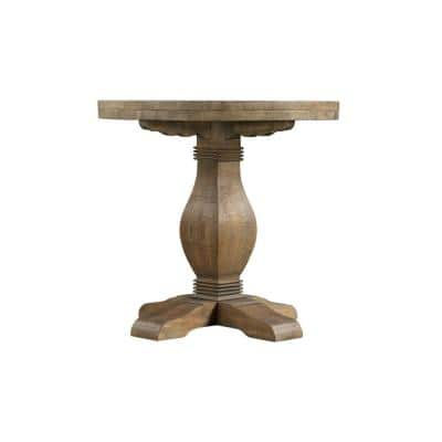 Napa Reclaimed Natural Round End Table