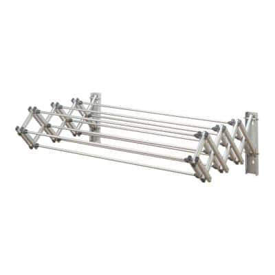 Aluminum Collapsible Wall Drying Rack
