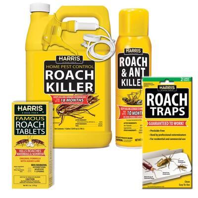 18 Month Roach Killer Kit