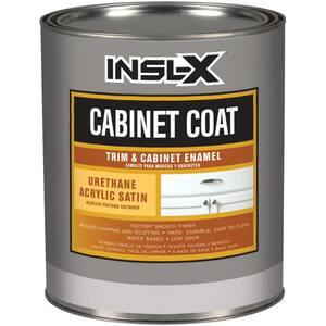 Insl-x Quart White Satin Cabinet Coat