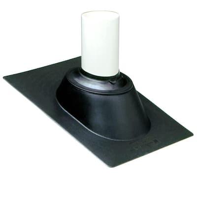 Adjustable 3 N 1 Hard Plastic Base Roof Flashing