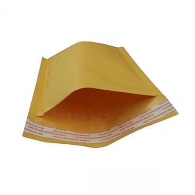 7.25 in. x 11.25 in. Kraft Bubble Padded Mailer Envelopes #1 (50-Pack)