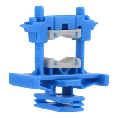 3/8 in. to 1 in. Plastic Universal Strut Clamp (2-Pack)