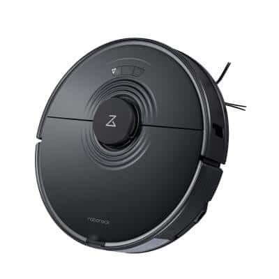 S7 Wi-Fi Enabled Robotic Vacuum Cleaner with Sonic Mopping, Strong 2500PA Suction and Multi-Level Mapping