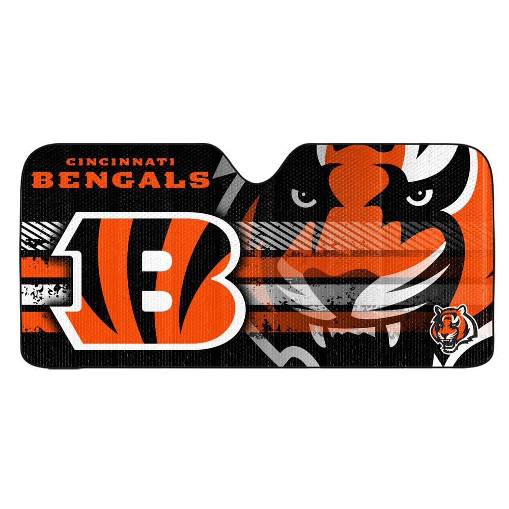 NFL - Cincinnati Bengals Windshield Sun Shade