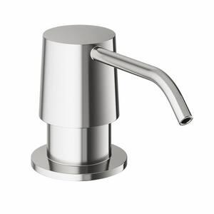 12 oz. Kitchen Soap Dispenser in Stainless Steel