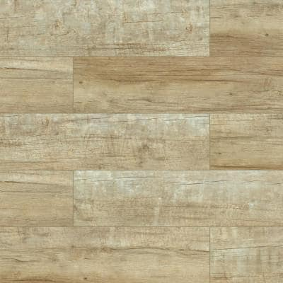 Capel Timber 6 in. x 24 in. Glazed Ceramic Floor and Wall Tile (32-Cases/544 sq. ft./Pallet)