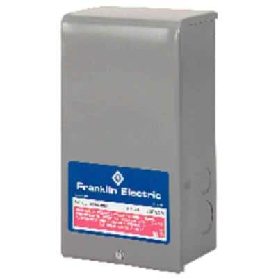 0.75 HP 230-Volt 3-Wire Submersible Pump Control Box