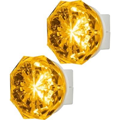 Jewel LED Night Light (2-Pack)
