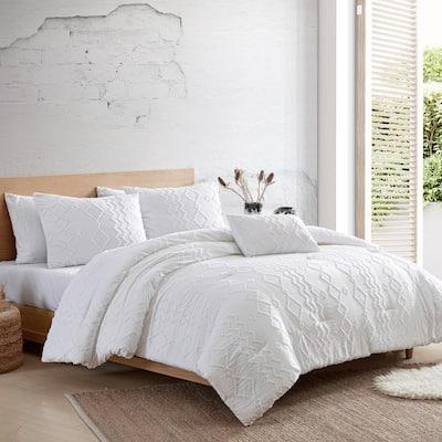 4-Piece Kaylis King Comforter Set