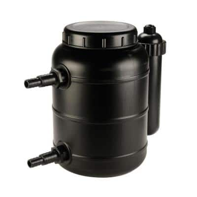 1200 Gal. Complete Pressurized Pond Filter with UV Clarifier