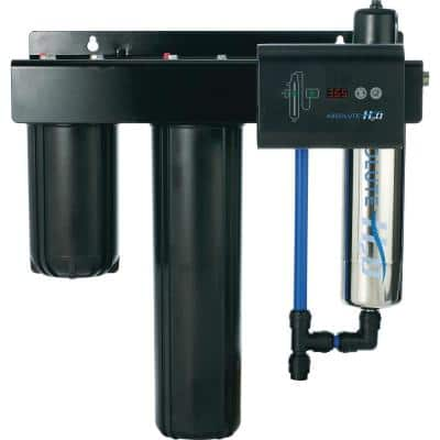 Absolute H2O Intergrated Home UV System