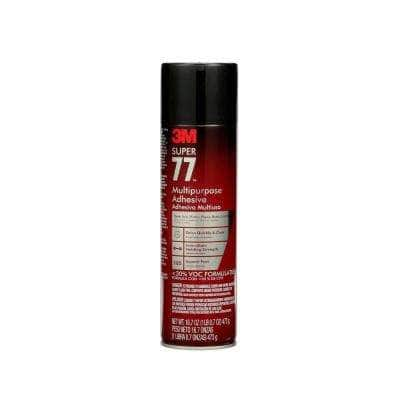 16.7 oz. Super 77 Multipurpose Adhesive