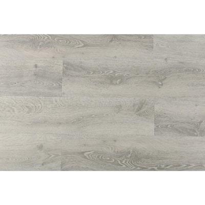 Romulus Akaroa Ash 9 in. W x 60 in. L WPC Vinyl Plank Flooring (30.14 sq. ft.)