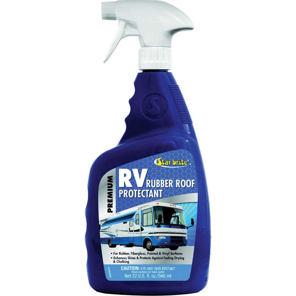 Premium RV Rubber Roof Protectant - 32 oz.