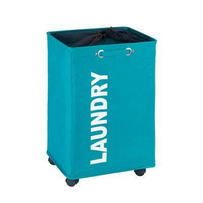 Quadro Petrol Laundry Bin