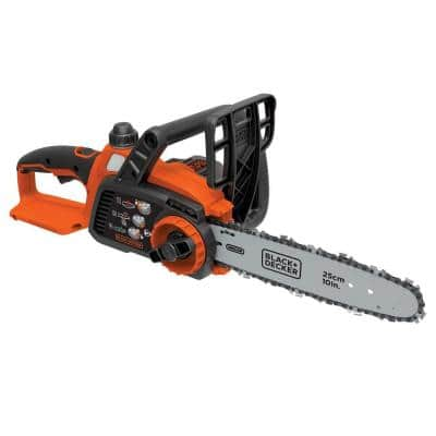 10 in. 20V MAX Lithium-Ion Cordless Chainsaw (Tool Only)