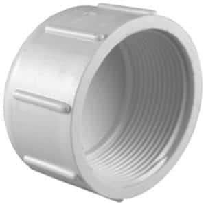 1 in. PVC Schedule 40 FPT Cap