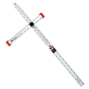 48 in. Adjustable Drywall T-Square