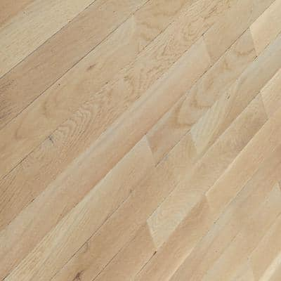 American Originals Tinted Tea Oak 3/8 in. T x 5 in. W x Varying L Engineered Click Hardwood Floor (22 sq. ft. /case)