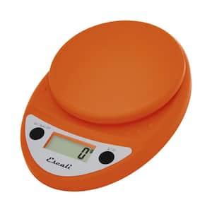 Primo Orange Digital Food Scale