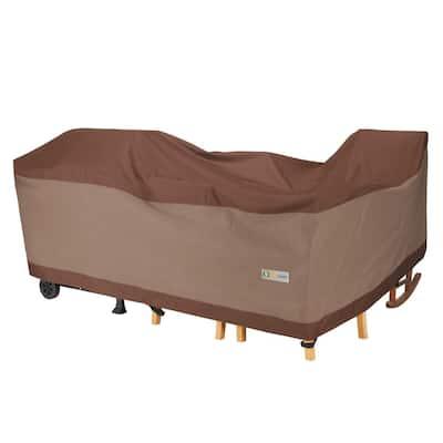 Ultimate 102 in. L x 72 in. W x 39 in. H General Purpose Furniture Cover