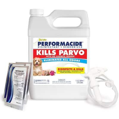 Kills Parvo 3 Pack Gallon Kit