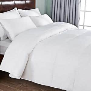 Extra Warmth White Full/Queen Goose Down Comforter