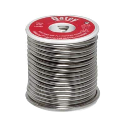 Safe Flo 1 lb. Lead-Free Silver Solder Wire