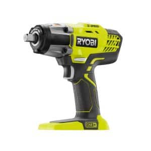 ONE+ 18V Cordless 3-Speed 1/2 in. Impact Wrench (Tool-Only)