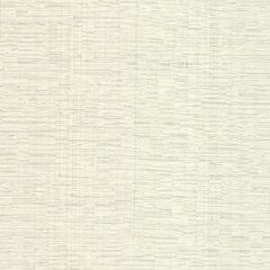 Pembrooke Off-White Stripe Vinyl Strippable Roll (Covers 60.8 sq. ft.)