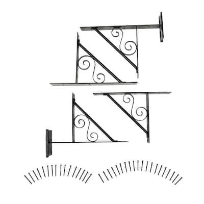 EasyGate Decor Swirl No-Sag Gate Kit