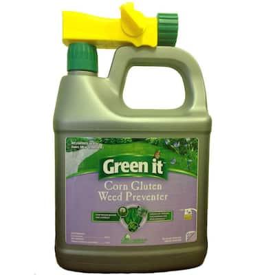 64 oz. Ready-to-Spray Liquid Corn Gluten Weed Preventer