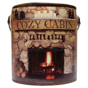 Farm Fresh Ceramic Candle Cozy Cabin