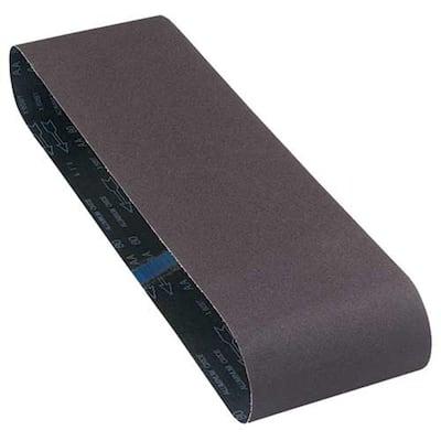 6 in. x 48 in. 50-Grit Aluminum Oxide Sanding Belt