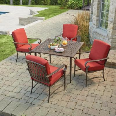 PC1764115DCH 4 DINING CHAIRS