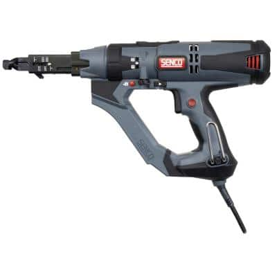 DuraSpin 2 in. 12-Volt 2500 RPM Auto-Feed Screw Gun with 2 Bits and Storage Bag