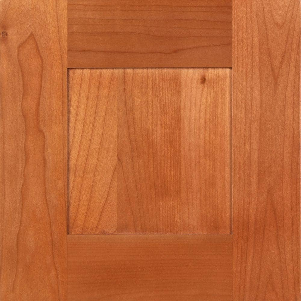 Reviews For Home Decorators Collection Hargrove 12 3 4 X 12 3 4 In Cabinet Door Sample In Cinnamon Sd1313 Hd Hcn The Home Depot