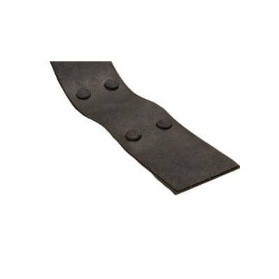 2-3/4 in. x 6 in. Long Sample Rubber Strapping for Faux Wood Beams