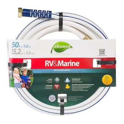 1/2 in. Dia x 50 ft. RV&Marine Hose