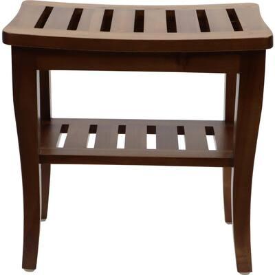 Genuine Teak Petite Shower Seat