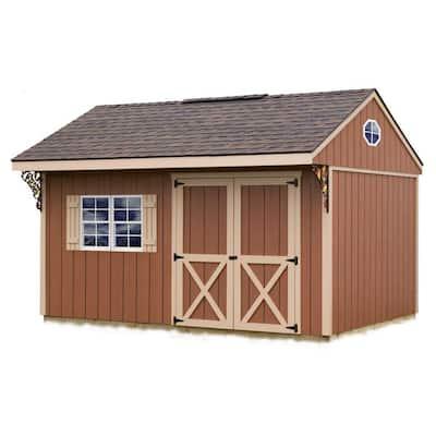 Northwood 10 ft. x 14 ft. Wood Storage Shed Kit