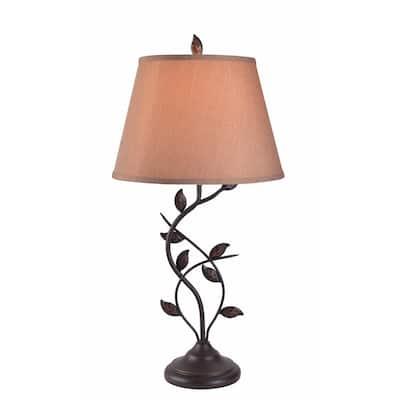 Ashlen 31 in. Oil-Rubbed Bronze Table Lamp