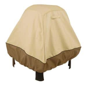 Veranda Stand-Up Fire Pit Cover